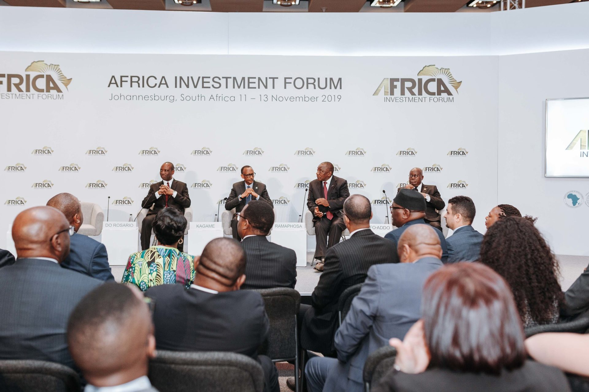 Record-breaking $67 Billion worth of deals announced at Africa investm